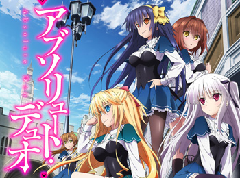 New Absolute Duo Anime Visual, Character Designs & Cast Revealed