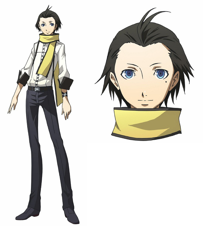 Persona-3-The-Movie-#3-Falling-Down-Character-Design-Ryoji-Mochizuki