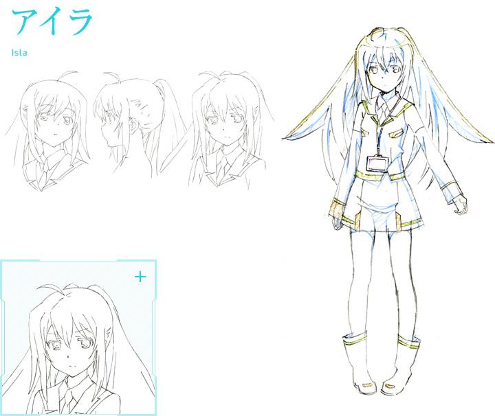 Plastic-Memories-Character-Design-Isla