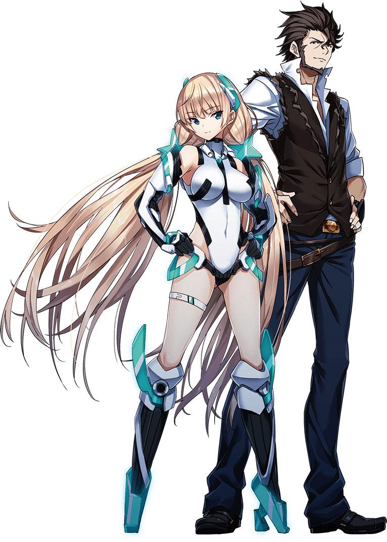 Rakuen-Tsuihou-Expelled-from-Paradise-Characters