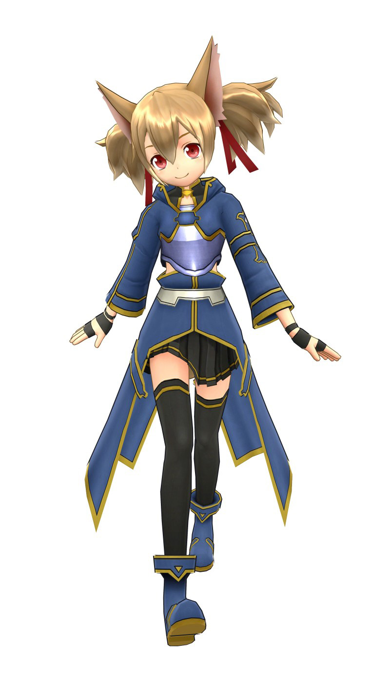 Sword-Art-Online-Lost-Song-Character-Render-Silica