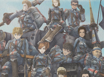 Valkyria Chronicles Coming to PC on Steam November 11th