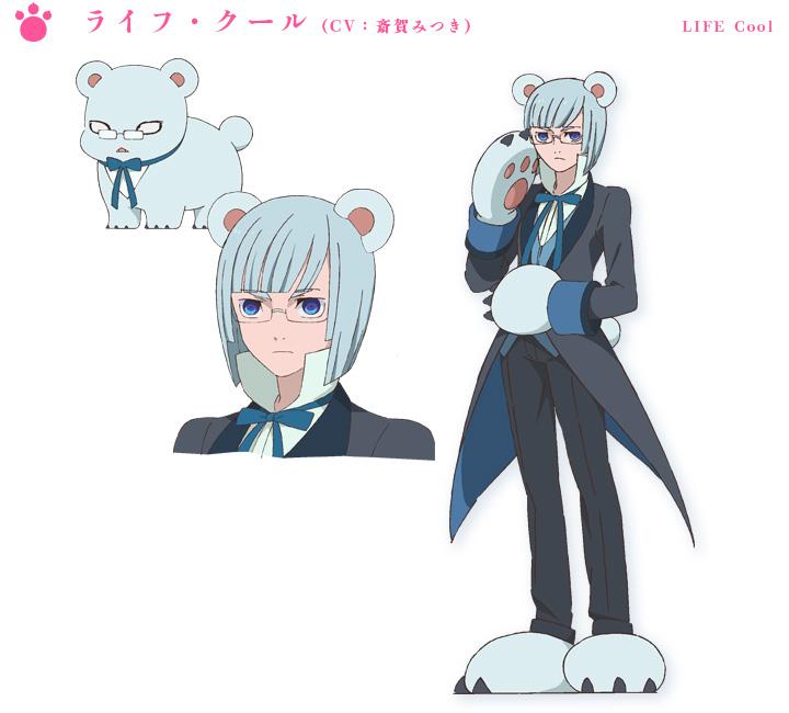 Yuri-Kuma-Arashi-Character-Design-Life-Cool