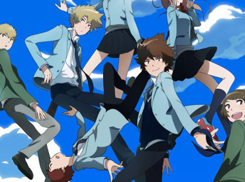 2015 Digimon Anime Titled Digimon Adventure Tri + First Visual & Staff Revealed