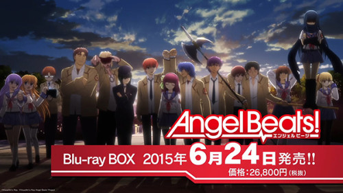 Angel-Beats!---Blu-ray-Boxset-Commercial