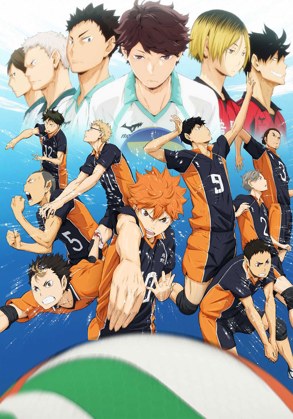 Haikyuu!!-Season-1-Visual