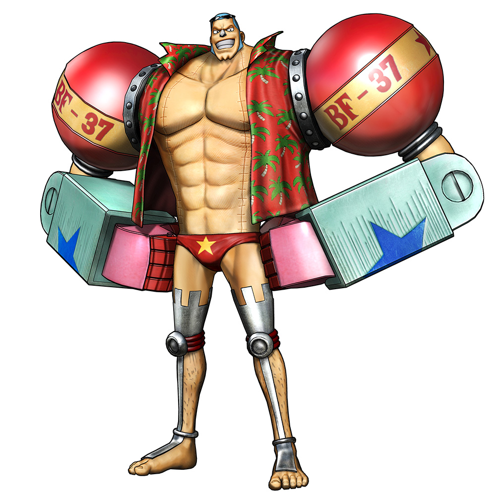 One-Piece-Pirate-Warriors-3-Character-Model-Franky