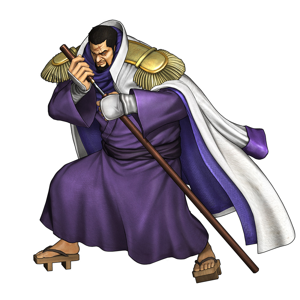 One-Piece-Pirate-Warriors-3-Character-Model-Fujitora