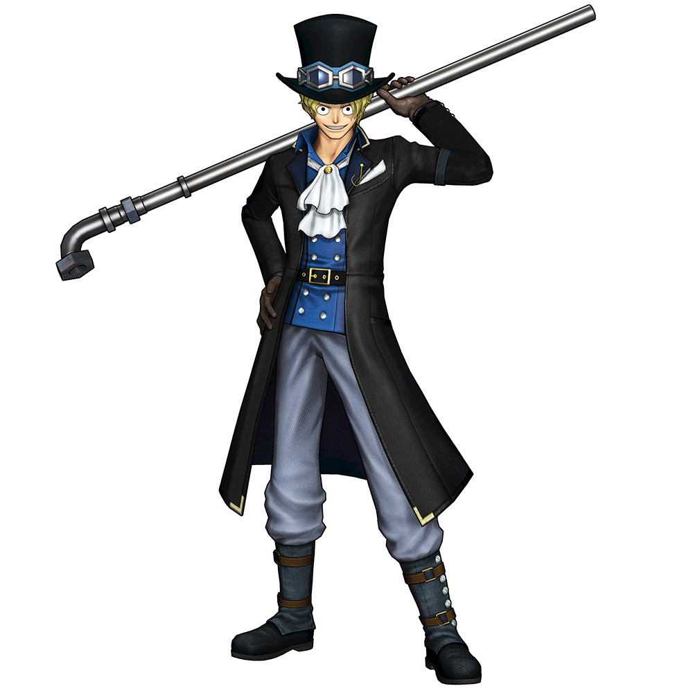 One-Piece-Pirate-Warriors-3-Character-Model-Sabo