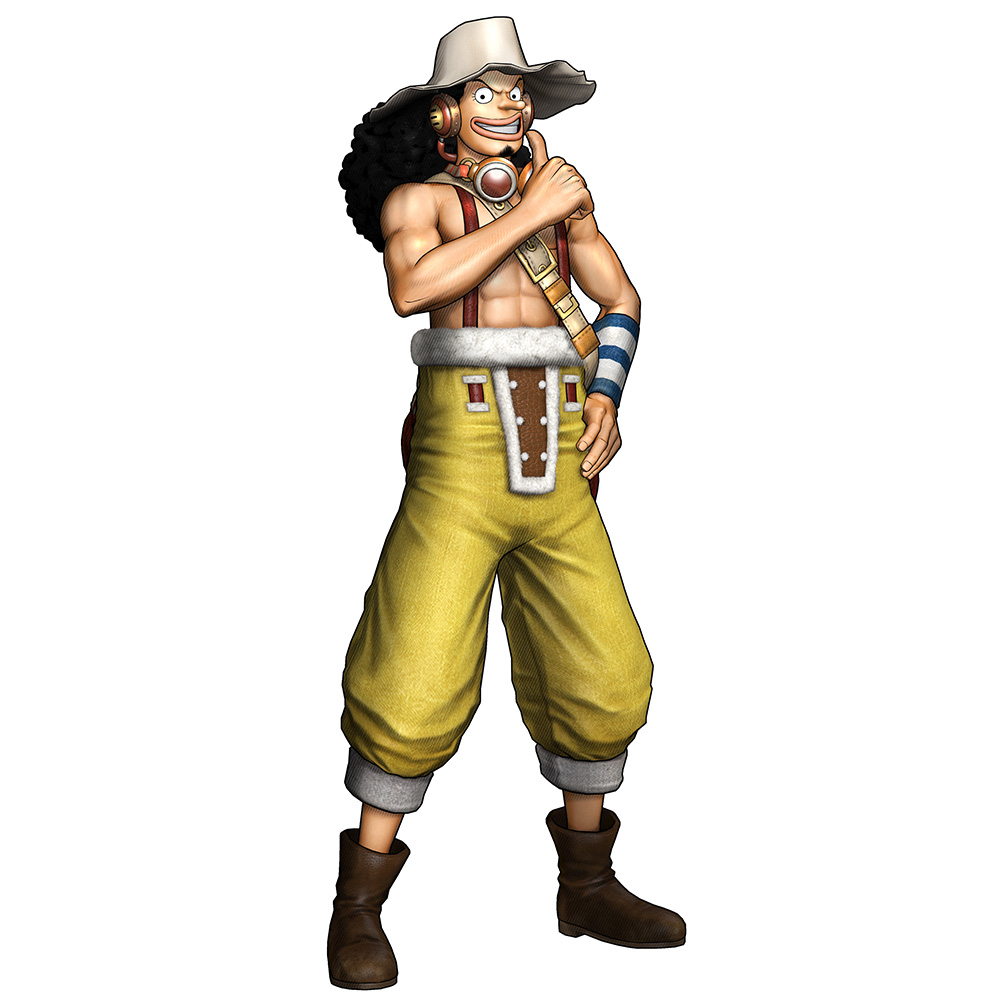 One-Piece-Pirate-Warriors-3-Character-Model-Usopp