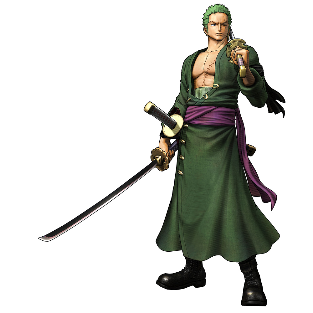 One-Piece-Pirate-Warriors-3-Character-Model-Zoro
