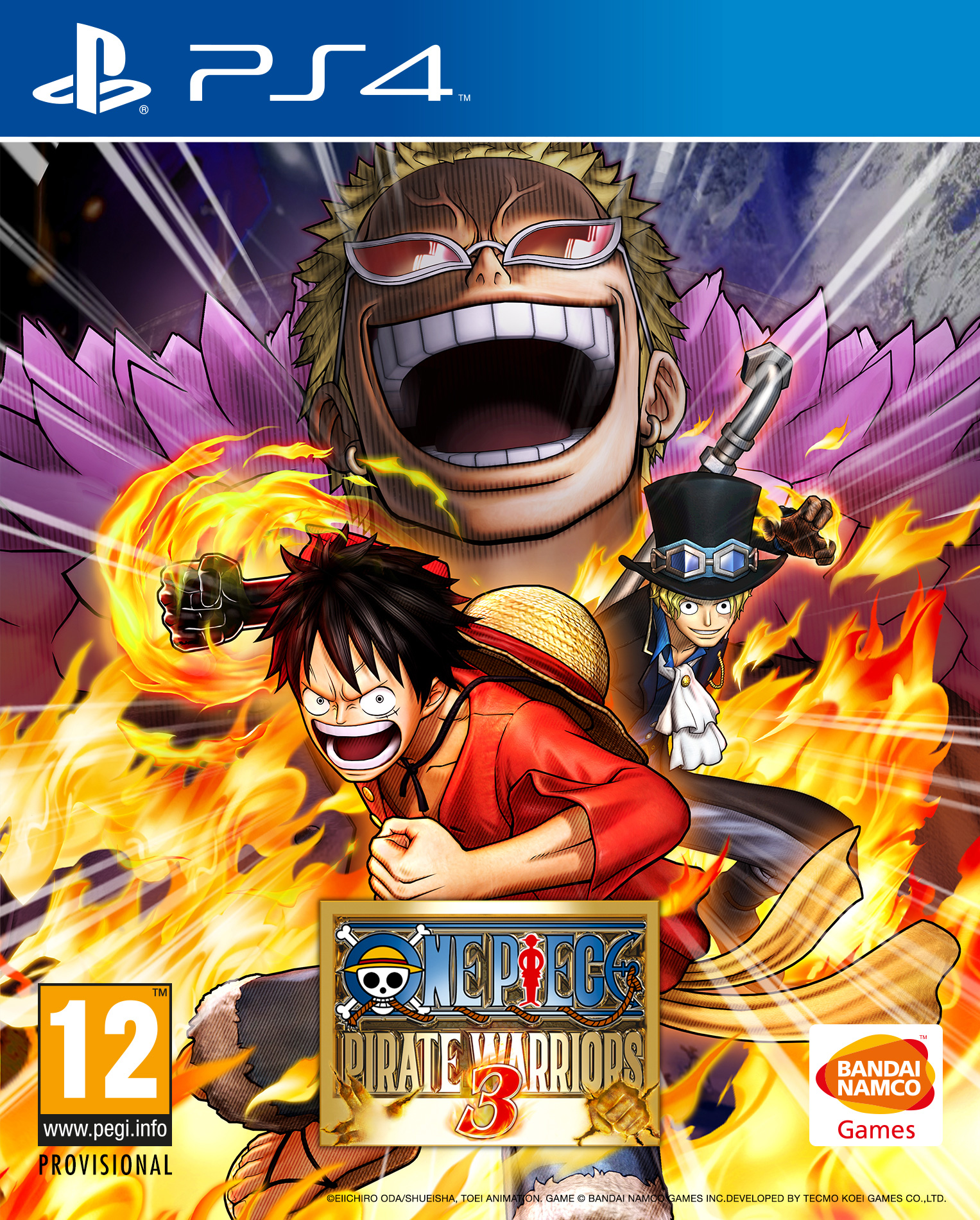 One-Piece-Pirate-Warriors-3-PlayStation-4-Box-Art