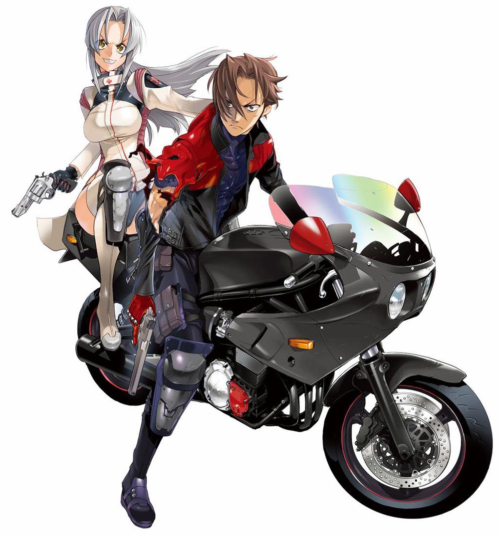 Triage-X-Manga-Visual