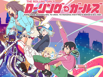 Wit-Studios-Rolling☆Girls-Airs-January-10-+-New-Visual,-Cast,-Character-Designs-&-Promotional-Video-Released