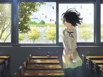 2015 Anime Film by AnoHana Staff Titled Kokoro Ga Sakebitagatterun Da