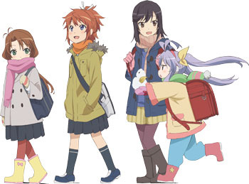 Non-Non-Biyori-Repeat-Anime-Staff-Announced