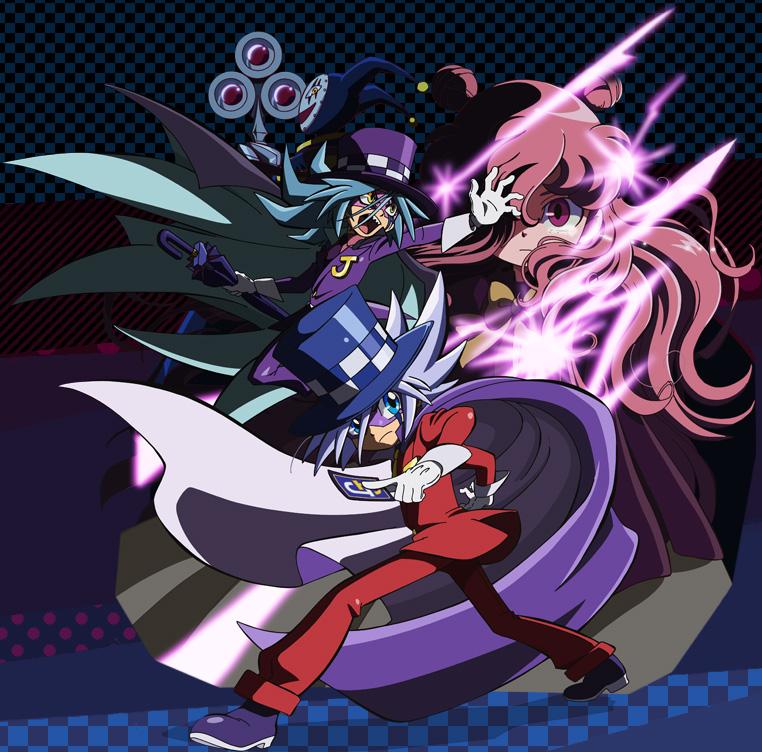 Kaitou Joker Season 2 Visual