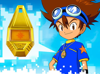 Bandai Now Selling the DigiDestined Crests from Digimon Adventure