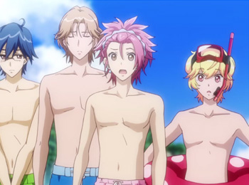 Binan-Koukou-Chikyuu-Bouei-bu-Love!-Episode-7-Preview-Images,-Video-&-Synopsis