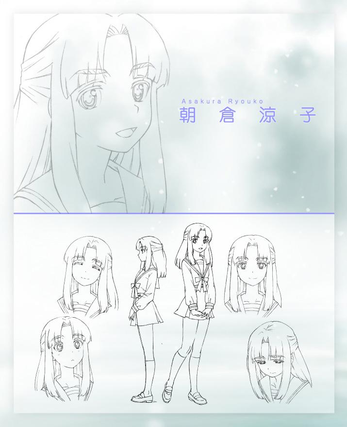 Disappearance-of-Nagato-Yuki-Chan-Anime-Character-Design-Ryouko-Asakura