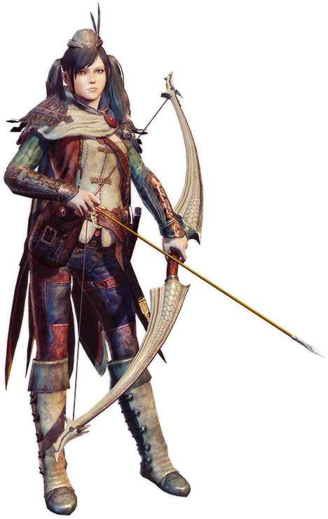 Dragons-Dogma-Online-Hunter-Class-Image-1