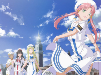 New Aria Anime Announced Aria the Avvenire + Visual & Staff Revealed