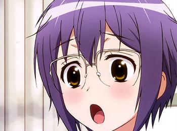 Ryouko Asakura Feeds Nagato Yuki in New Disappearance of Nagato Yuki-Chan Anime Visual