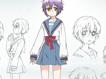 Updated-Character-Designs-Revealed-for-Disappearance-of-Nagato-Yuki-Chan-Anime
