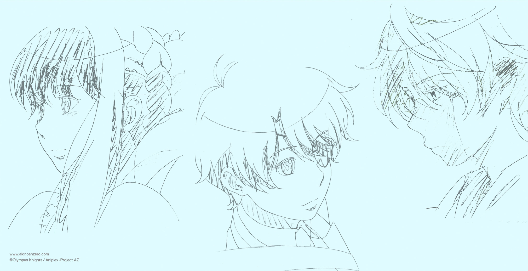 Aldnoah.Zero-Website-Countdown-Sketches