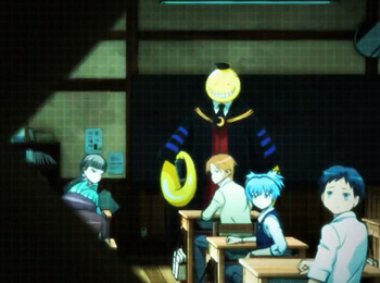 Assassination-Classroom-Episode-9-Preview-Images,-Video-&-Synopsis