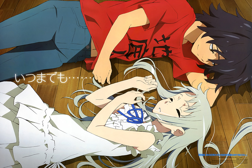 Charapedia-Females-Top-10-Anime-You-Would-Recommend-to-Others-#3-Ano-Hi-Mita-Hana-no-Namae-wo-Bokutachi-wa-Mada-Shiranai.