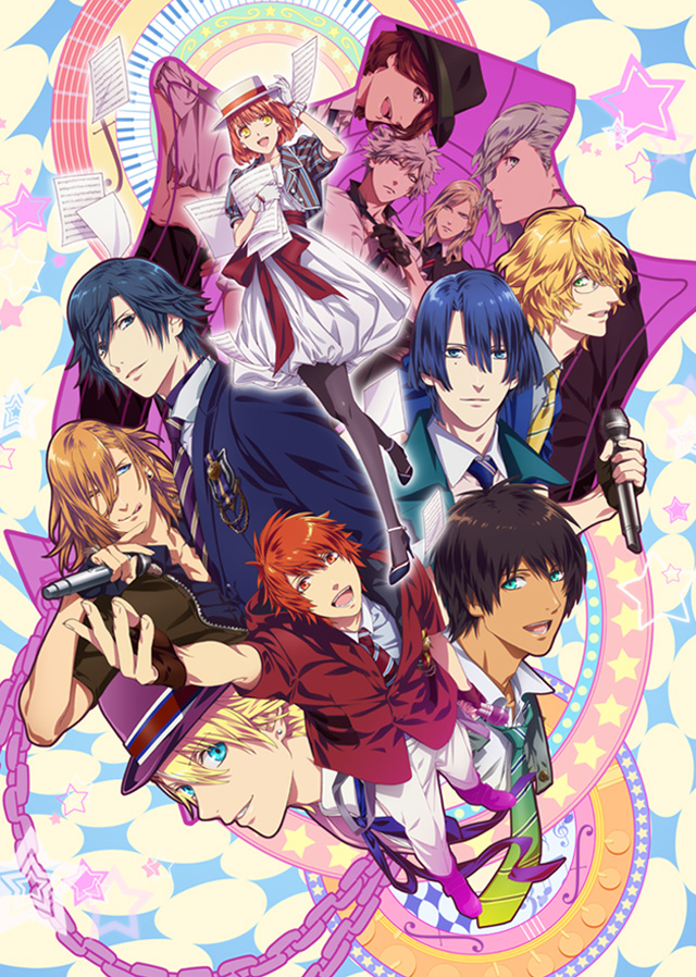 Charapedia Top 20 Anticipated Anime of Spring 2015-#6-Uta-no-Prince-sama-Maji-Love-Revolutions