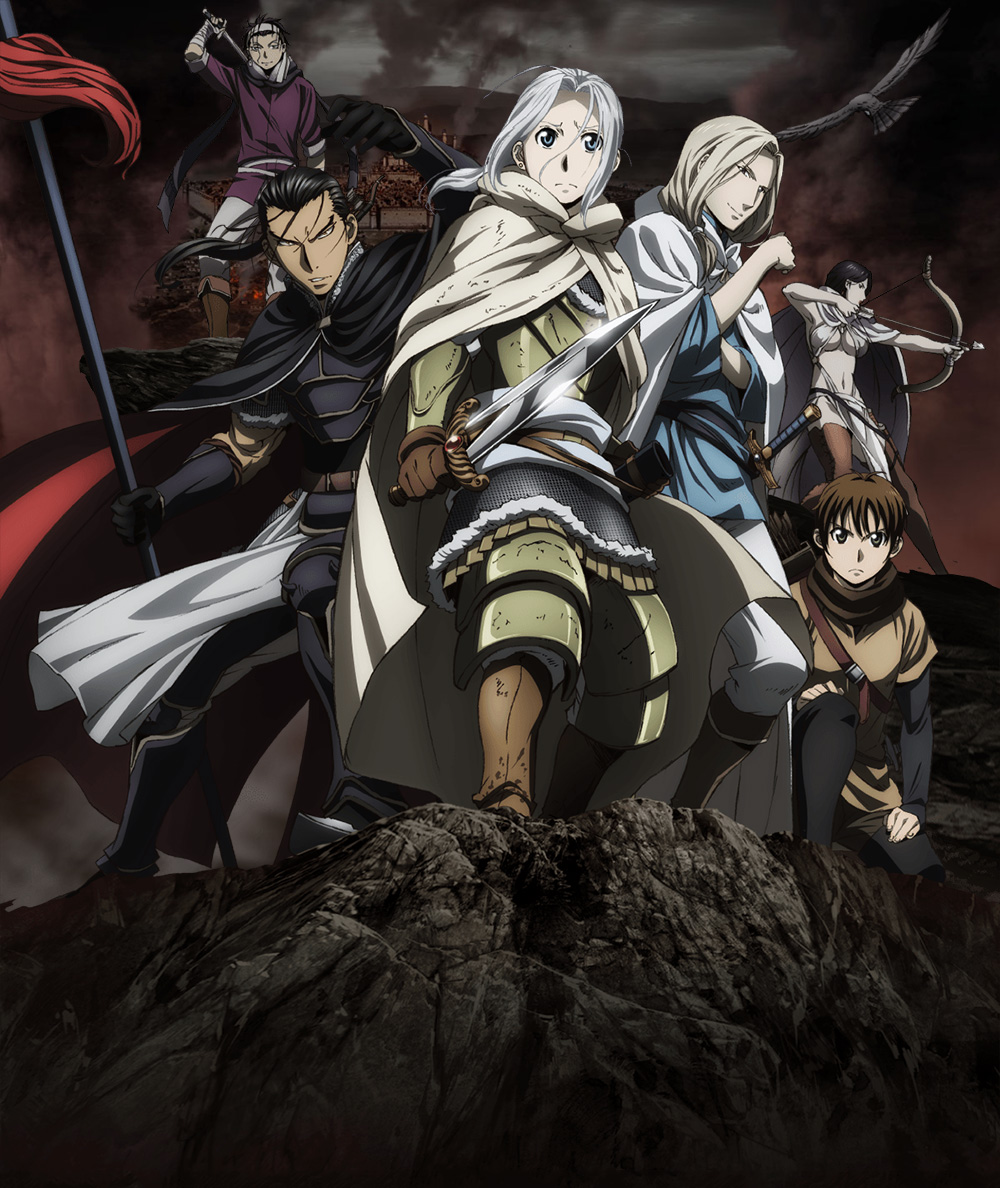 Charapedia Top 20 Anticipated Anime of Spring 2015 #8 Arslan Senki