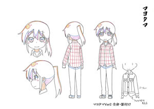 Danna-ga-Nani-o-Itteiru-ka-Wakaranai-Ken-2-sure-me-Character-Design-Mayotama