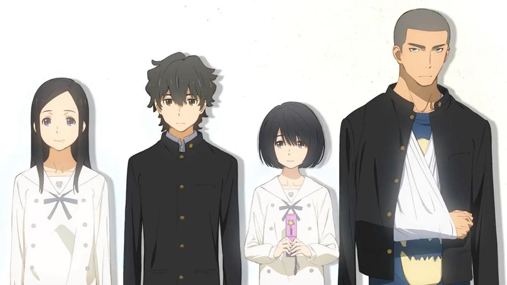 Kokoro ga Sakebitagatterun Da. Anime Film Visual 2