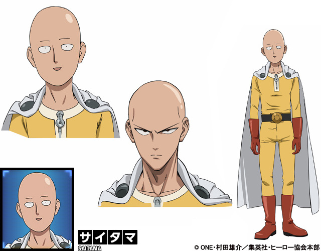 One-Punch-Man-Anime-Character-Design-Saitama