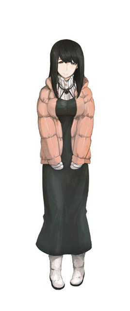 Steins;Gate-0-Character-Unknown