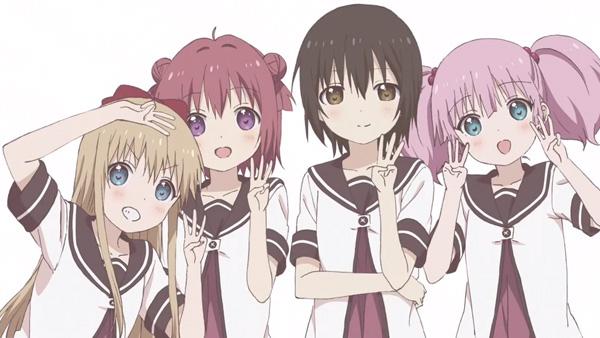 YuruYuri-Anime-Season-3---Promotional-Video