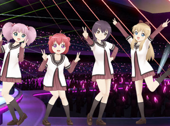 Miracle-Girls-Festival-Announced---Most-Moe-Rhythm-Vita-Game-with-Yuru-Yuri,-Gochiusa-&-More