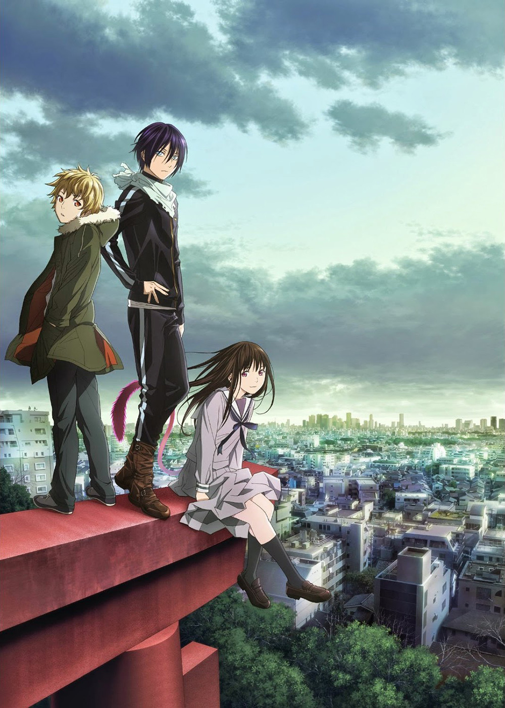 Noragami-Anime-Visual