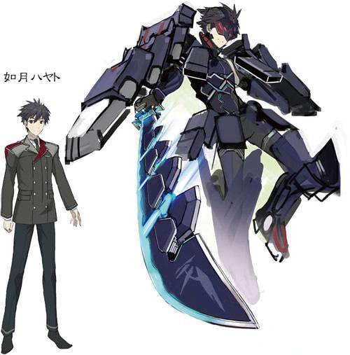 Hundred-Light-Novel-Characters-Hayato-Kisaragi
