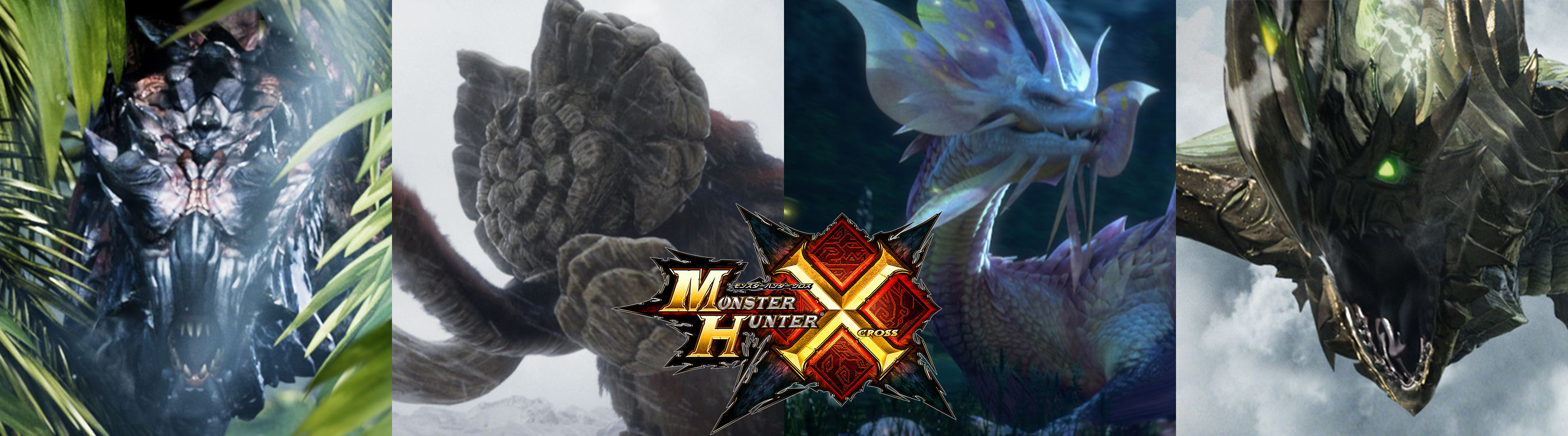 Monster-Hunter-X-New-Monsters