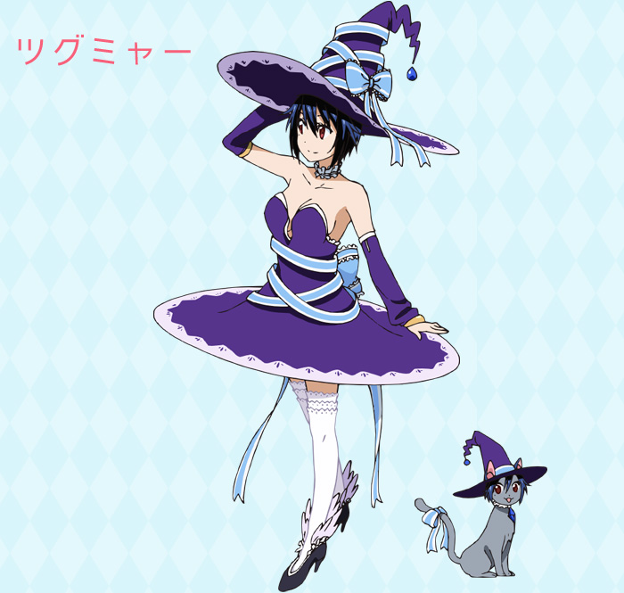 Nisekoi-Magical-Patissier-Kosaki-chan-Character-Designs-Seishirou-Tsugumi