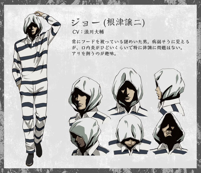 Prison School -Anime-Character-Design-Jouji Nezu