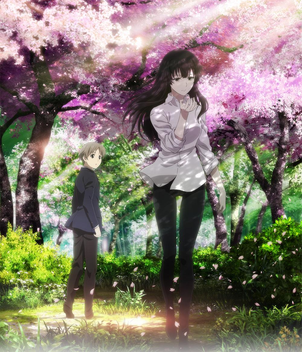 Sakurako-san-no-Ashimoto-ni-wa-Shitai-ga-Umatteiru-Anime-Visual