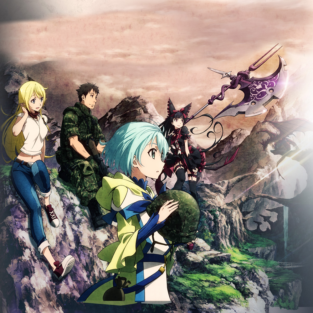 Charapedia-Top-20-Anticipated-Anime-of-Summer-2015-Rank-17-Gate-Jieitai-Kanochi-nite,-Kaku-Tatakaeri