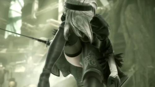 E3-2015-NieR-Next-Project---Announcement-Trailer