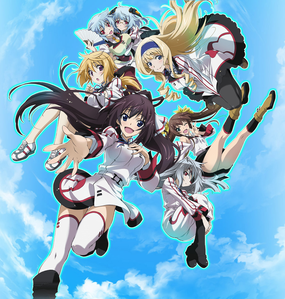 Infinite-Stratos-2-Love-and-Purge Visual