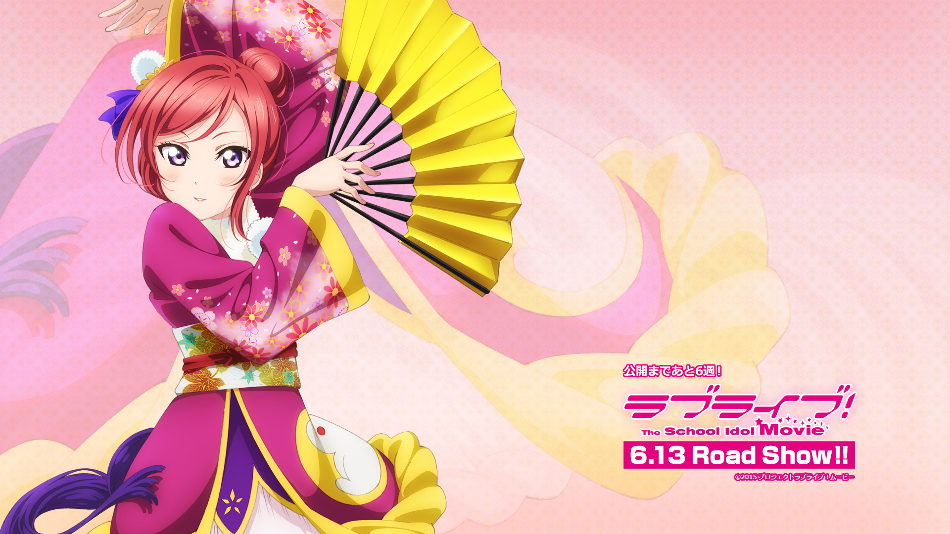 Love-Live!-The-School-Idol-Movie-Wallpaper-Maki-Nishikino