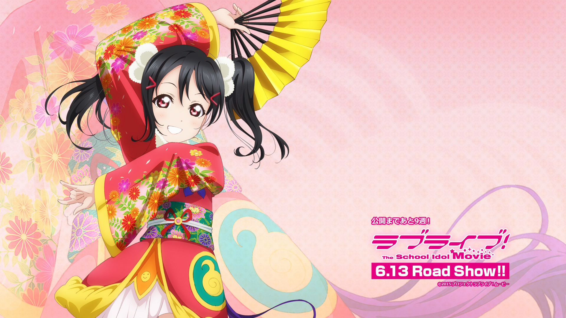 Love-Live!-The-School-Idol-Movie-Wallpaper-Nico-Yazawa